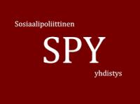 Sosiaalipoliittisen yhdistyksen logo
