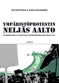 Ympäristöprotestin neljäs aalto -kirjan kansikuva