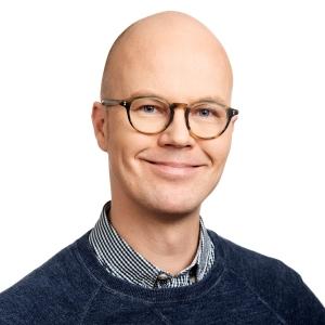 Jukka Peltokoski, potretti