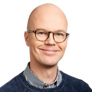 Jukka Peltokosken omakuva