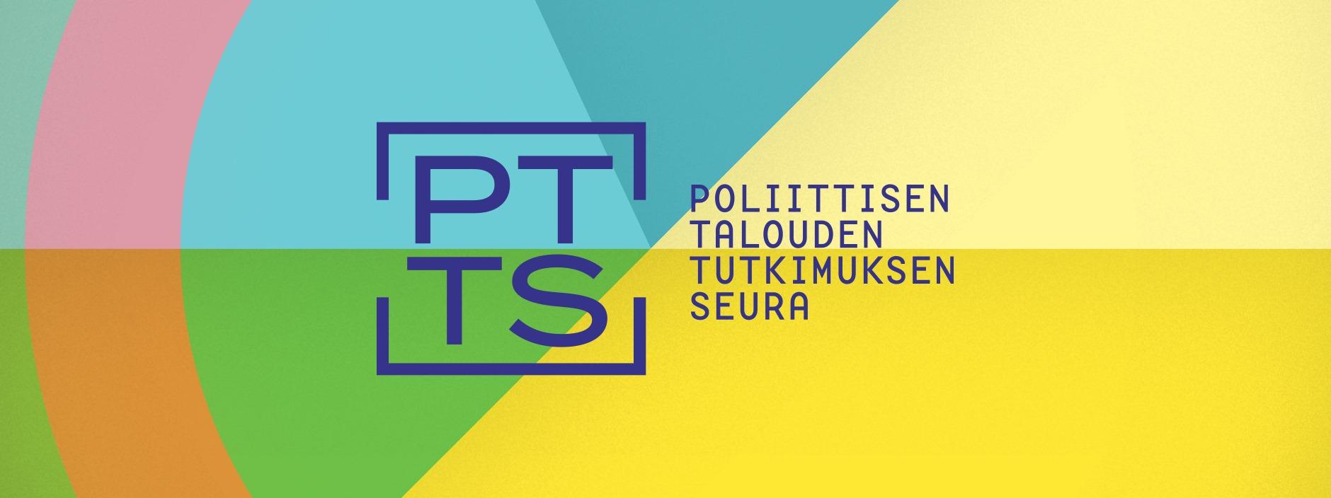 Poliittisen Talouden Tutkimuksen Seuran Logo